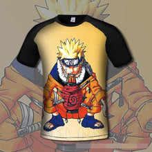 Load image into Gallery viewer, Naruto Anime Casual Summer T-Shirts (21 Styles)
