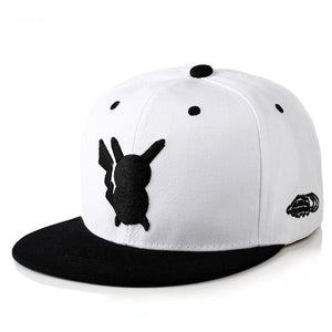 Pokemon Pikachu Hip Hop Fashion Style Hat Snapback