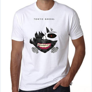 Tokyo Ghoul Digital Printed Anime T-Shirts (21 Styles)