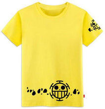 Load image into Gallery viewer, One Piece Trafalgar Law Anime T-Shirt 8 Colors