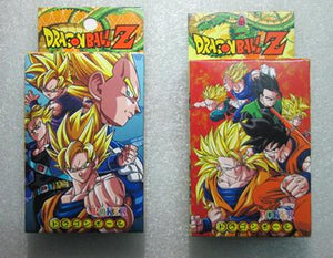 Dragon Ball Z Playing Cards