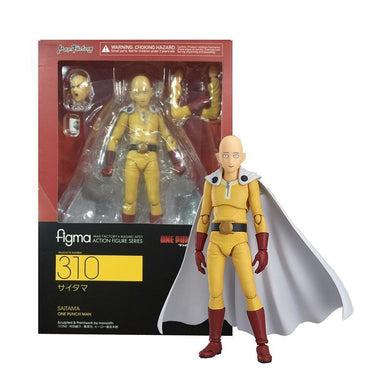One Punch Man Action Figure Collectible