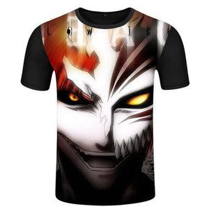 Bleach 3D Color Hipster Style Anime T-Shirt (22 Styles)