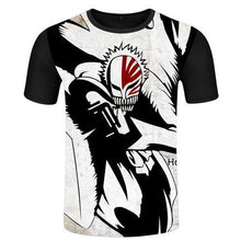 Load image into Gallery viewer, Bleach 3D Color Hipster Style Anime T-Shirt (22 Styles)
