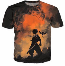Load image into Gallery viewer, Fairy Tail Hip Hop Street Wear 3D Anime T-Shirt