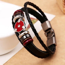 Load image into Gallery viewer, Naruto Stud Charm Anime Japanese Bracelet