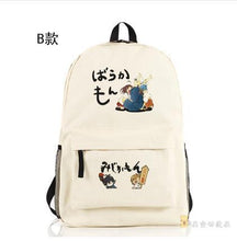 Load image into Gallery viewer, Barakamon Anime Backpack School Bag