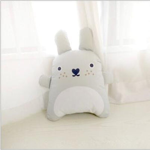 Totoro Tooth Watermelon Ice Cream Cushion Baby Stuffed Pillow Toys