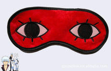 Load image into Gallery viewer, Gintama Okita Sougo Travel Sleep Mask Anime