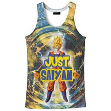 Load image into Gallery viewer, Dragon Ball Japanese Fashion Anime Tank Top