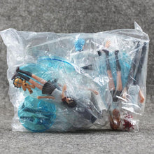 Load image into Gallery viewer, Bleach 8 Piece Action Figure Set Ichigo Kuchiki Rukia Aizen Sousuke Hitsugaya