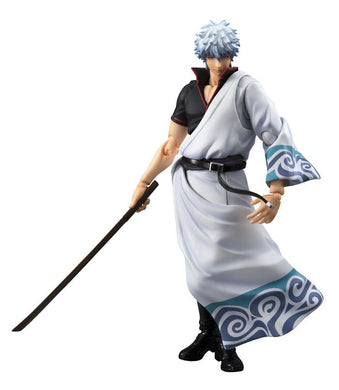 Gintama Sakata Gintoki Movable Action Figure Toy