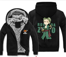 Load image into Gallery viewer, One Piece Thick Winter Hoodie Jacket