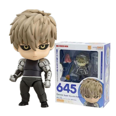 One Punch Man Genos Super Movable Collectible Action Figure