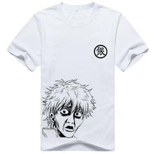 Load image into Gallery viewer, Gintama Silver Soul Funny Face Anime T-Shirt