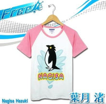 Load image into Gallery viewer, Iwatobi Swim Club Anime T-Shirt 4 Color Styles