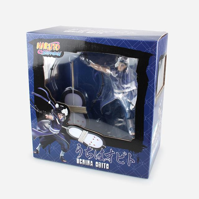 Naruto Action Figure Uchiha Obito Collectible Toy