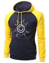Load image into Gallery viewer, Anime Naruto Uzumaki Naruto Print Hoodie Sweatshirt