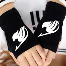 Load image into Gallery viewer, Anime Fairy Tail Finger Cotton Wrist Gloves