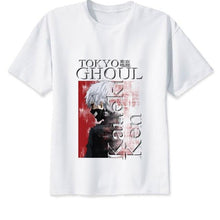 Load image into Gallery viewer, Tokyo Ghoul Summer Fitness T-Shirts (9 Styles)