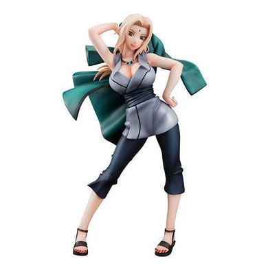 Naruto Tsunade Anime Model Cartoon Japanese Action Figure