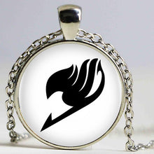 Load image into Gallery viewer, Fairy Tail Anime Pendant Necklace (9 Styles)