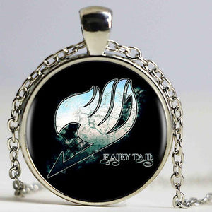 Fairy Tail Anime Pendant Necklace (9 Styles)