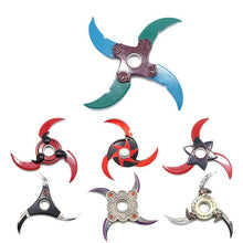 Load image into Gallery viewer, Naruto Kunai Metal Star Ninja Anime Accessories
