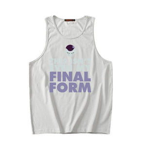 Freeza This Isn't Even My Final Form Freiza Tank Top