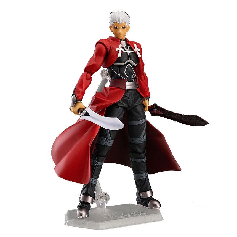 Fate Stay Night Archer Action Figure Anime Collectible