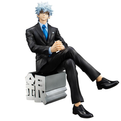 Gintama Business Suit Sakata Gintoki Action Figure