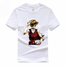 Load image into Gallery viewer, One Piece Cotton Casual Summer T-Shirt 14 Styles