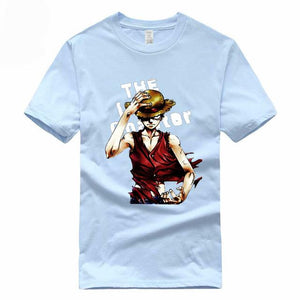 One Piece Cotton Casual Summer T-Shirt 14 Styles