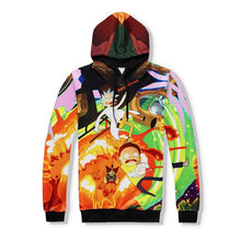Load image into Gallery viewer, Rick And Morty Streetwear 3D Fashion Hoodie