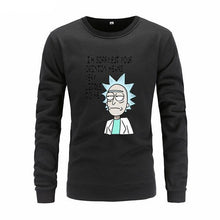 Load image into Gallery viewer, Rick And Morty Your Opinion Means Nothing Hoodie