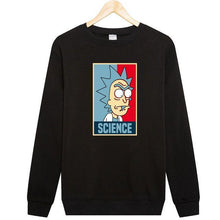 Load image into Gallery viewer, Rick And Morty Hip Hop Science Meme Hoodie Sweatshirt