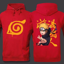 Load image into Gallery viewer, Naruto Uchiha Sasuke Akatsuku Hoodie Sweatshirt Jacket