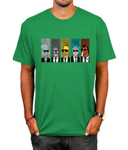 Load image into Gallery viewer, Rick And Morty Bojack Futurama Funny Adult Swim T-Shirt