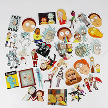Load image into Gallery viewer, 35 Rick And Morty Pack Of Stickers