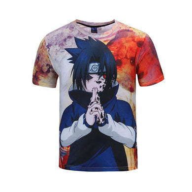 Naruto Summer Unisex Men/Women T-Shirt