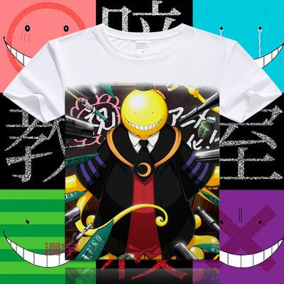 Assassination Classroom Short Sleeve Anime T-Shirt V10