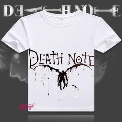 Death Note Short Sleeve Anime T-Shirt V13