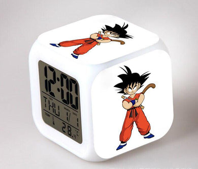 Dragon Ball Z Digital Anime Alarm Clock V1