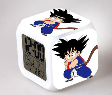 Dragon Ball Z Digital Anime Alarm Clock V2