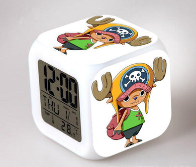 One Piece Digital Anime Alarm Clock V3