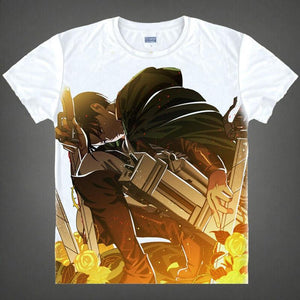 Attack On Titan Short Sleeve T-Shirt V5