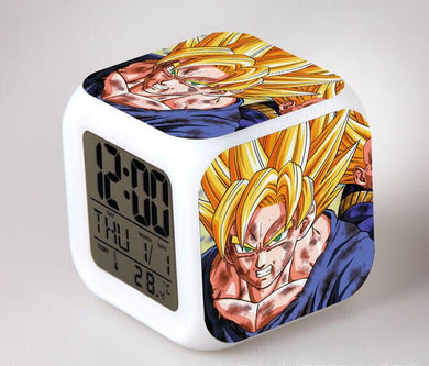 Dragon Ball Z Digital Anime Alarm Clock V5