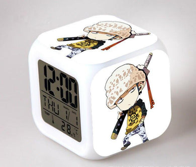 One Piece Digital Anime Alarm Clock V5