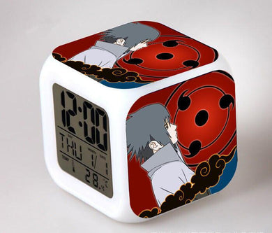 Naruto Digital Anime Alarm Clock V5