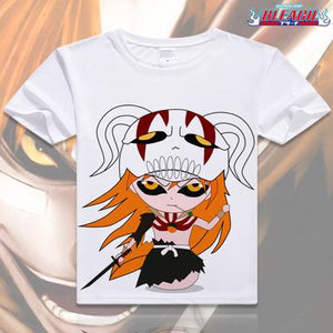 Bleach Short Sleeve Anime T-Shirt V6